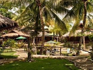 Oasis Beach & Dive Resort Panglao Island - Oasis resort garden