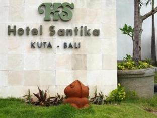 ホテル サンティカ クタ バリ4