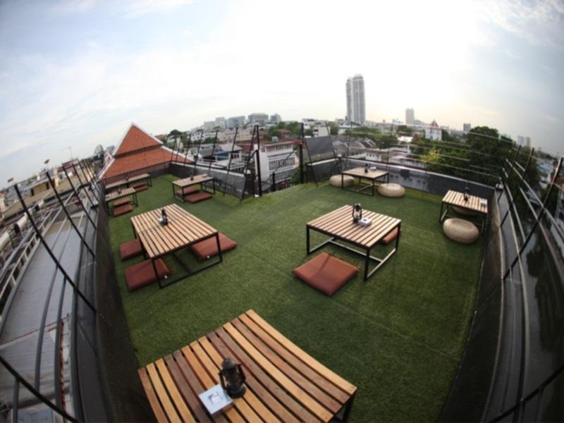 Fortville Guesthouse Bangkok