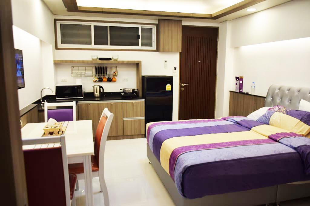 Family Suite Room Pratunam