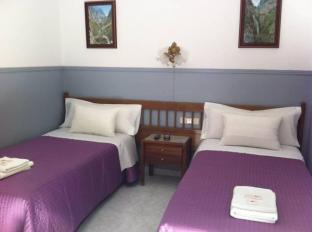 Hostal Dulcinea Madrid - Twin with private bathroom
