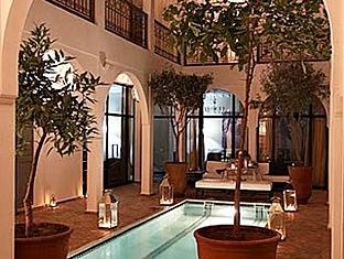 Riad Utopia Suites & Spa Marrakech - Swimming Pool