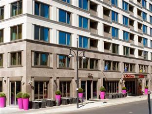 柏林哈克市場阿迪娜公寓式酒店 柏林 - 酒店外觀