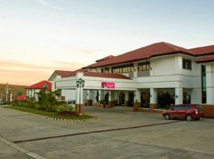 Plaza Del Norte Hotel and Convention Center Laoag - Utsiden av hotellet