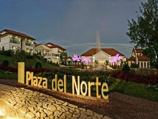 Plaza Del Norte Hotel and Convention Center Laoag - Inngang