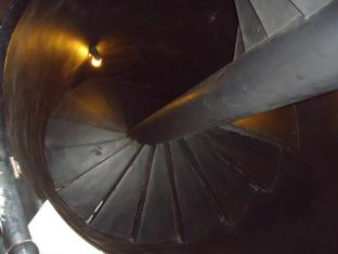 The Sovereign Corporate Hotel Colombo - Spiral Staircase