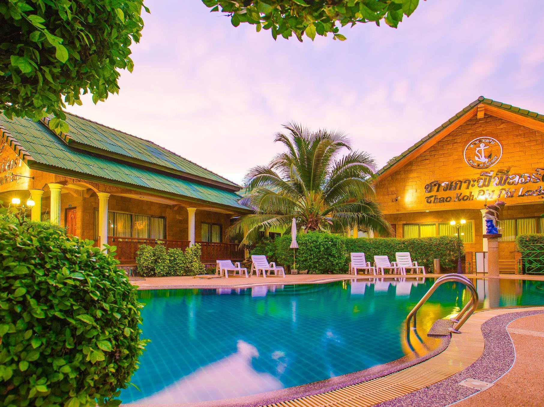 ชาวเกาะ พีพี ลอดจ์ - Chaokoh Phi Phi Lodge