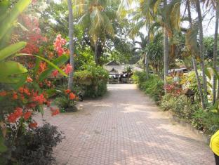 Bali Lovina Beach Cottages بالي - حديقة