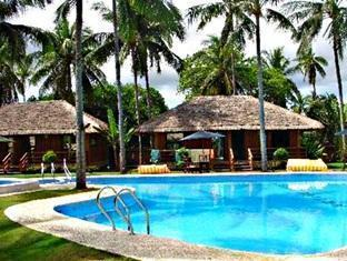 Dream Native Resort Panglao sala - Peldbaseins