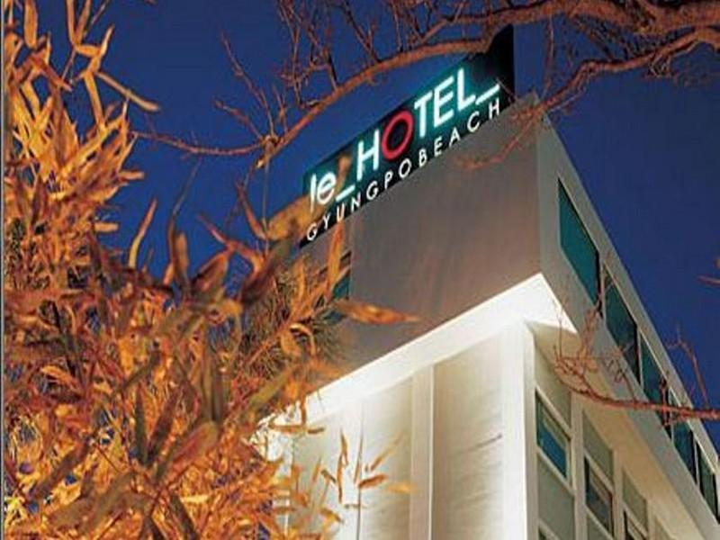South Korea-경포 비치 호텔 (Gyungpo Beach Hotel)
