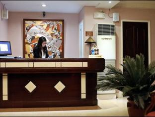 Casa Leticia Business Inn Davao City - קבלה