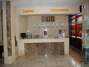 Grand Plaza Hotel Phnom Penh Phnom Penh - Reception