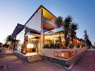 Hotell Quality Hotel Sands  i Sydney, Australien