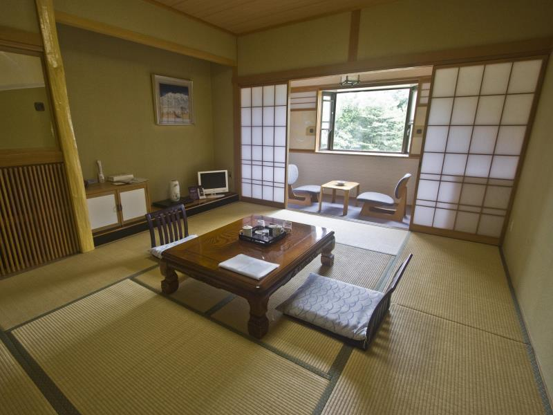 Japanese Style With Half Board