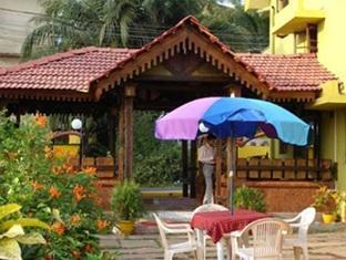 San Joao Holiday Homes Dél Goa - Bejárat