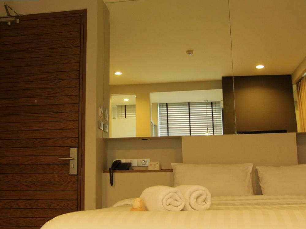 メッツ プラトゥーナム ホテル13