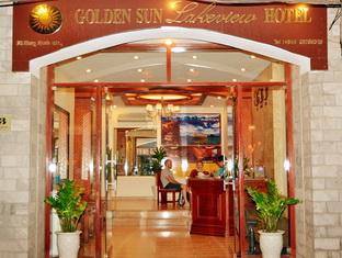 Golden Sun Lakeview Hotel Hanoi - Indgang