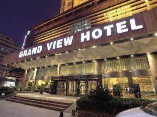 グランド ビュー ホテル 天津 (天津新桃园酒店)