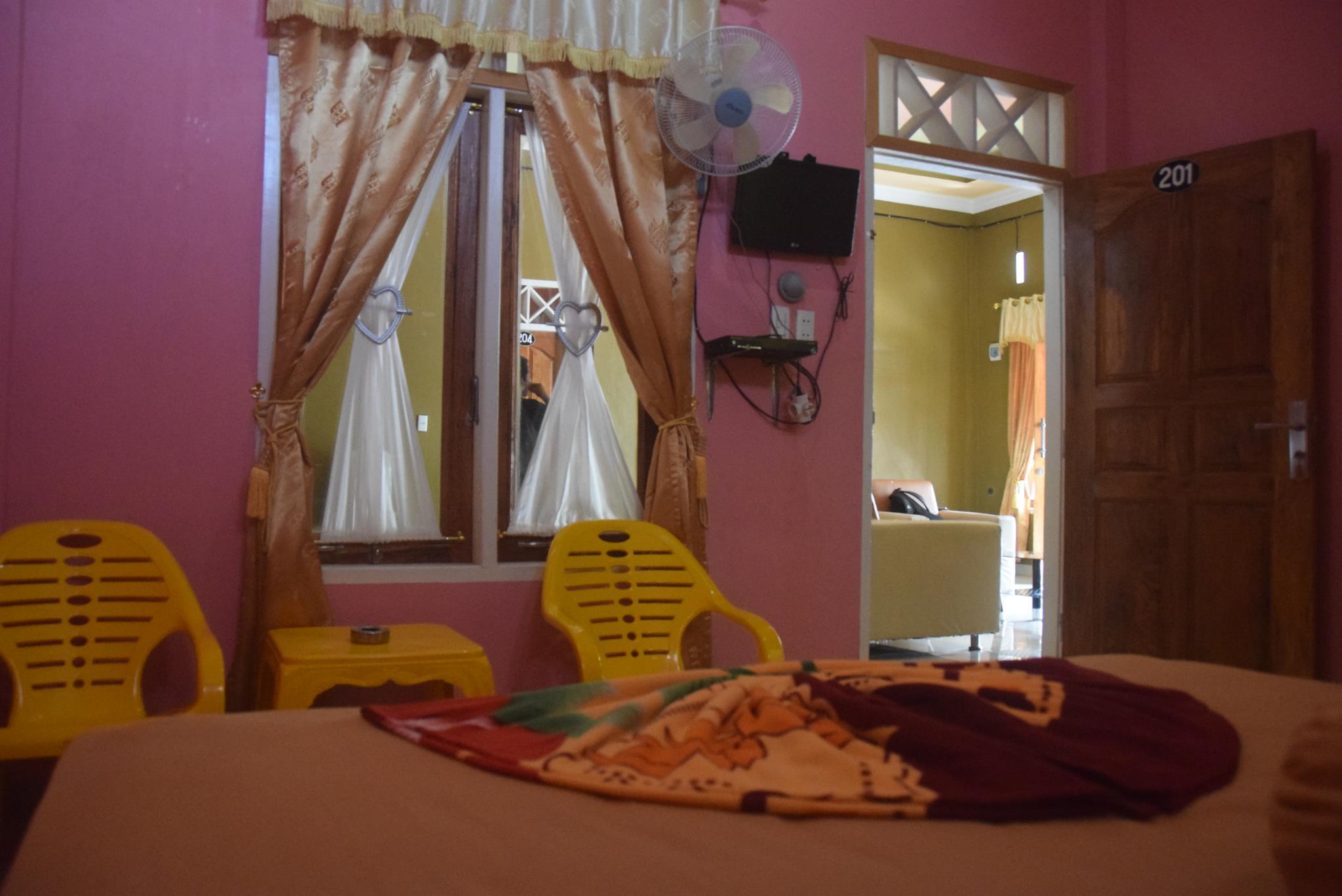 Hotel Nanda Inn - Jln. Orangutan - Bukit Lawang - Binjai