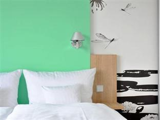 Grimm's Hotel Berliini - Hotellihuone