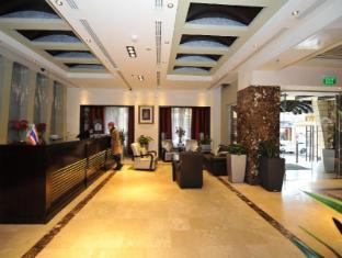 National Hotel Jerusalem Jerusalem - Lobby