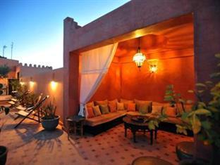 Riad Asna Marakeš - balkon/terasa