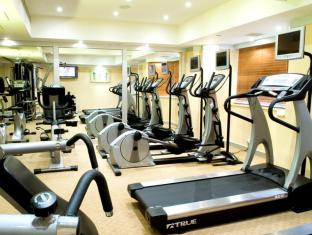 Holiday Inn Macau Hotel Makao - Fitness Salonu