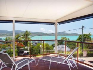 Airlie Apartments Whitsunday-øyene - Balkong/terasse