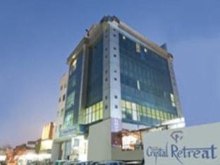 Hotel Crystal Retreat Агра