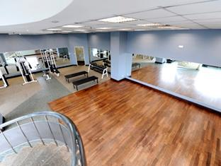 M Hotels - Tower A Kuching - Salle de fitness