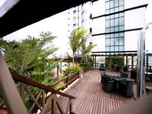 M Hotels - Tower A Kuching - Balcón/Terraza