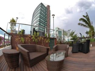 M Hotels - Tower A Kuching - Balkon/Taras