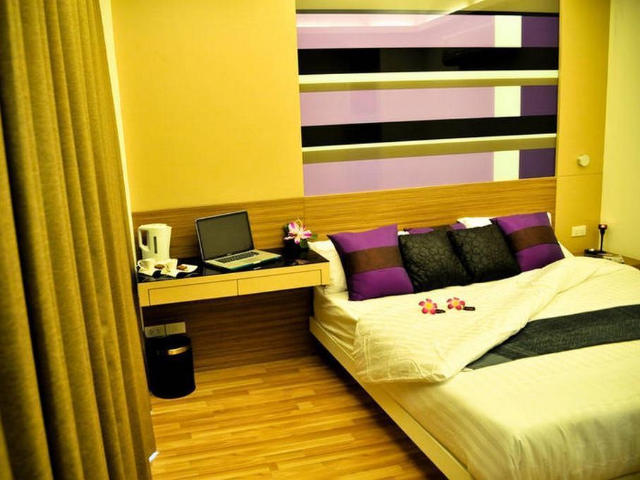 アソーク スイーツ ホテル8