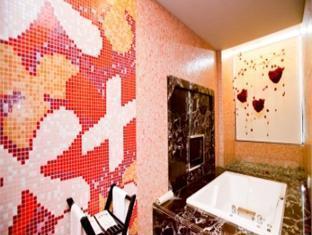 คลาวด์ โมเต็ล จาอี้ - ห้องน้ำ