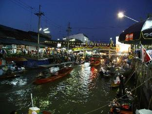 booking Amphawa (Samut Songkhram) Ruenthai Bangkung Resort hotel