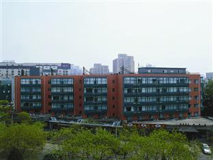 Orange Hotel Beijing Asia Games Village Peking - Hotel exterieur