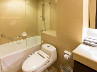 Lohas Suites Sukhumvit by Superhotel Thailand Bangkok - Badezimmer