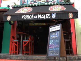 Prince of Wales Backpacker @ Boat Quay Singapore - Bar