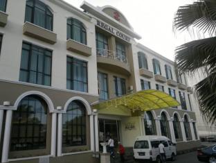 Regal Court Hotel Kuching - Hotel Aussenansicht
