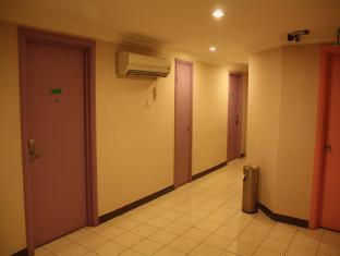 Samudra Court Hotel Kuching - notranjost hotela