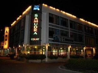 Samudra Court Hotel Kuching - zunanjost hotela