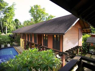 The Village House Kuching - Balkon/Terras