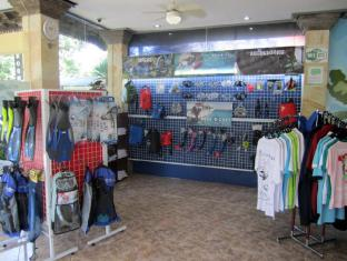 Padang Bai Beach Resort Bali - Dive Shop