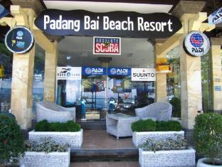 Padang Bai Beach Resort Bali - Entrance