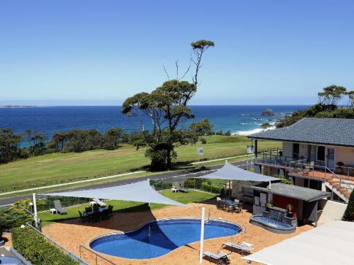 Hotel in ➦ Narooma ➦ accepts PayPal