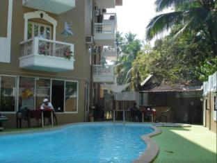 Ginger Tree Beach Resort North Goa - Swimming Pool
