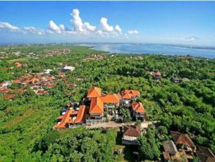 Jimbaran Cliffs Private Hotel & Spa Bali - View