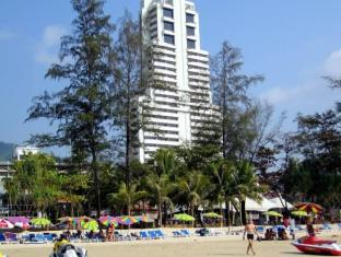 Patong Tower Apartment by Patong TC Phuket - Tampilan Luar Hotel