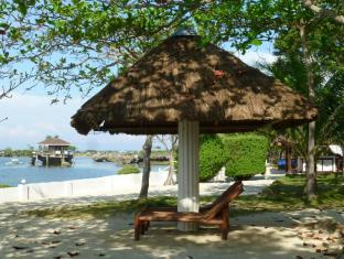 Talima Beach Villas & Dive Resort Mactan Island - נוף