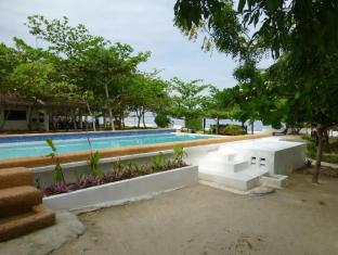 Talima Beach Villas & Dive Resort Mactan Island - בריכת שחיה